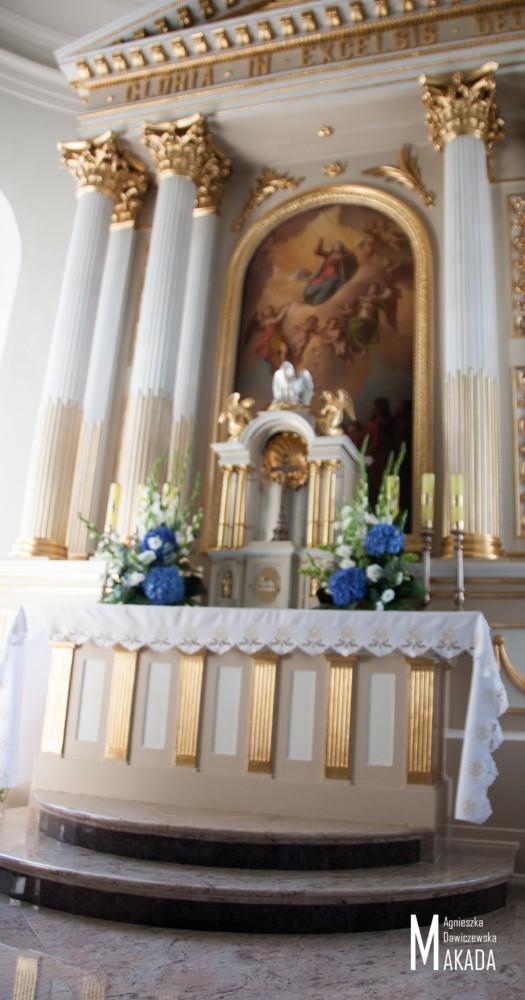 dekoracja kościoła (5)